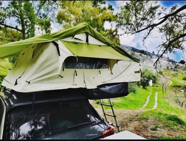 Tienda de techo para coche Jovive Tent