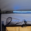 Iluminacion interior LED de colores Jovive Tent