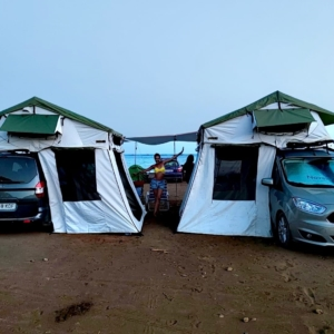 Avance Car roof tent