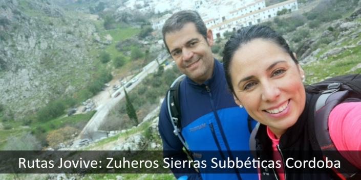 Rutas Jovive, Zuheros Sierras Subbeticas en Cordoba