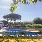 Panorámica camping Globo Rojo