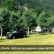 Panorámica camping Pineta