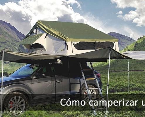 Banner del articulo de como camperizar tu coche
