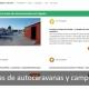 Lisatado con mejores areas de autocaravanas y camping en España