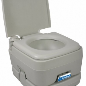 WC portatil capacidad 10 l