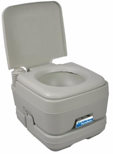 WC portatil capacidad 10 l