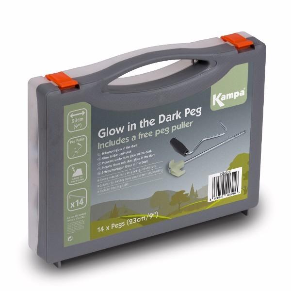 Caja piquetas Glow in the Dark