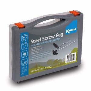 Caja piquetas steel crew