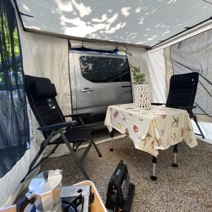Jovive Awning Enclosure