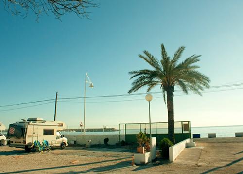 San antonio camper park