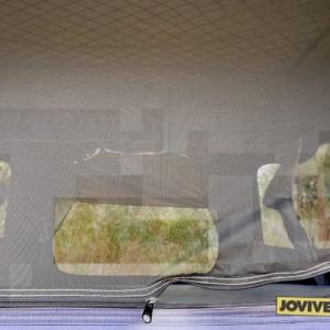 tienda de campaña para techo de coche jovive classic